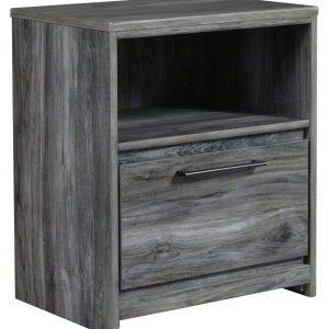 minimalist nightstand